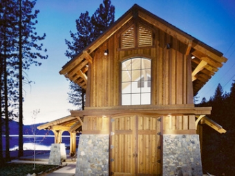 Donner Lake Boat House