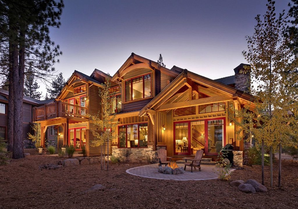Luxurious Townhomes at Timilick, Truckee, CA designed by Dale Cox Architectsx